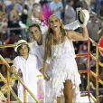 Ivete Sangalo é mãe de Marcelo, de 7 anos, fruto da união com o nutricionista Daniel Cady