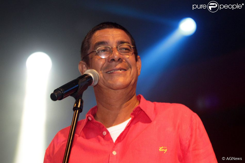 Zeca Pagodinho será avô pela segunda vez. A informação é do colunista Ancelmo Gois, do jornal 'O Globo' (8 de abril de 2014)