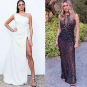 Bruna Marquezine e Sasha Meneghel arrasam em looks de gala. Aos detalhes!