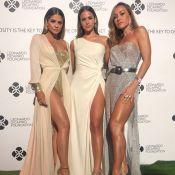 Fenda em dose tripla: brasileiras apostam em looks ousados em St. Tropez. Fotos!