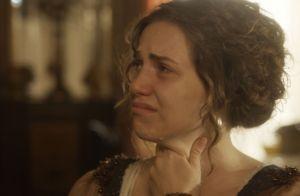 Novela 'Novo Mundo': Leopoldina descobre gravidez de Domitila e se desespera