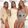 A blogueira Thássia Naves, Bruna Marquezine e Sabrina Sato chamaram a atenção por conta dos vestidos escolhidos para o evento da fundação do ator Leonardo DiCaprio, em Saint-Tropez, no dia 26 de julho de 2017