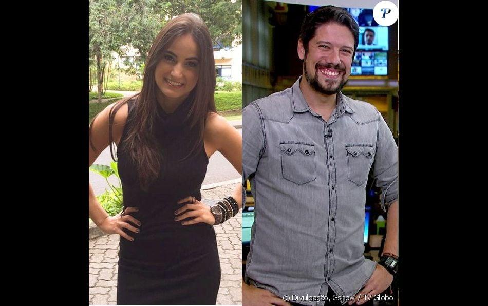 Mari Palma está namorando o jornalista Phelipe Siani, em 30 de julho de 2017