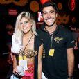 Antes de namorar Anitta, Thiago Magalhães se relacionou com a blogueira Marina Pumar