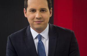 Conheça Dony De Nuccio, jornalista substituto de Evaristo Costa no 'Jornal Hoje'