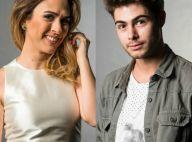 Rafael Vitti lamenta saudade de Tatá Werneck e atriz brinca: 'Atitude de culpa'