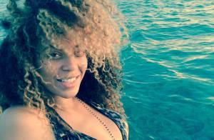 Beyoncé publica fotos com a filha durante as férias na República Dominicana