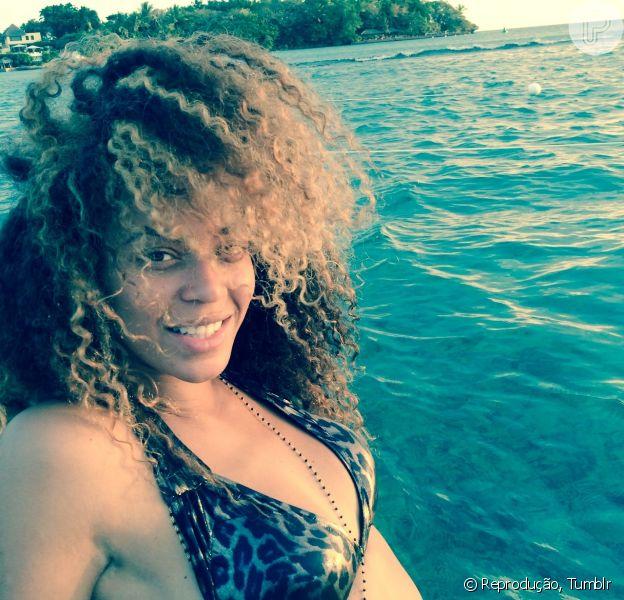 Beyoncé e Jay-Z tiram férias em família na República Dominicana