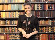 Estreante em novela, Vitória Strada não teme se expor: 'Já adianto, tô solteira'