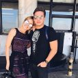 Wesley Safadão e Thyane Dantas apareceram cheios de estilo em fotos compartilhadas no Instagram
