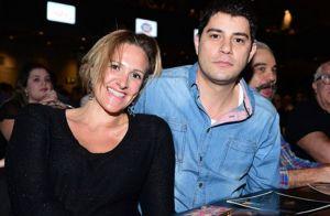 Mulher de Evaristo Costa confirma mudança da família para Inglaterra: 'Feliz'