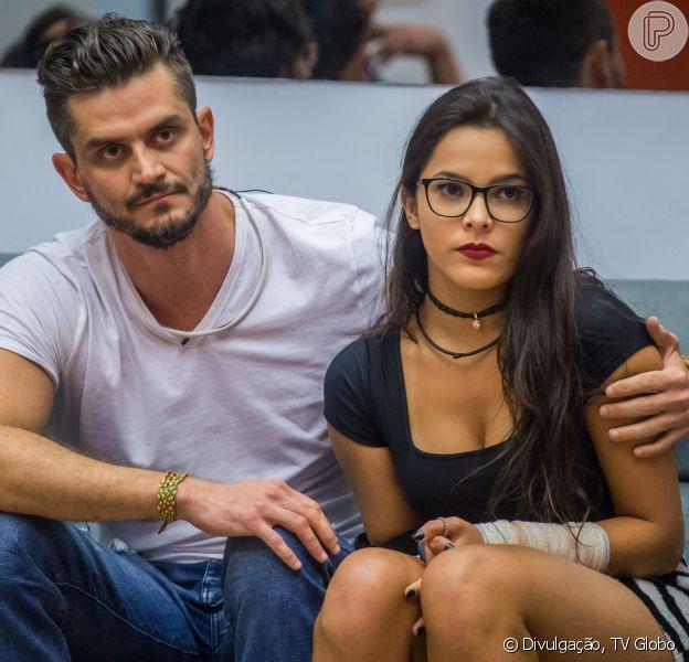 Ex-BBB Marcos Harter comentou vídeo polêmico de Emilly Araújo: 'Lamento por não estar por perto para guiá-la nestes momentos'