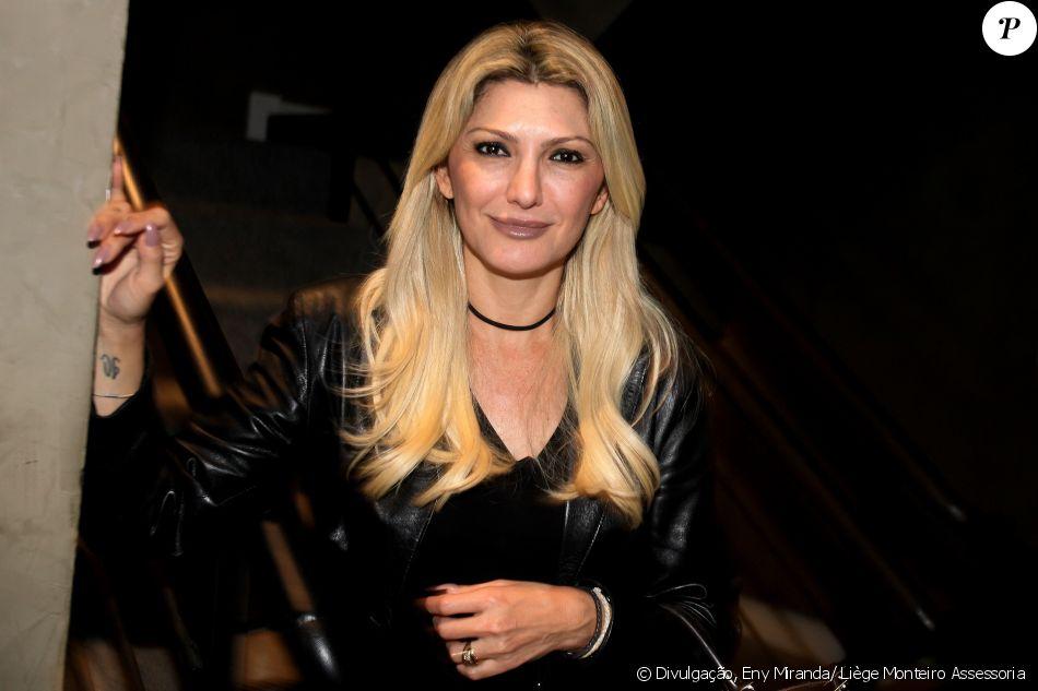 Antonia Fontenelle falou sobre a herança de Marcos paulo em conversa com o Purepeople, durante a estreia do musical 'Relaxa que é sexo', em 3 de agosto de 2017