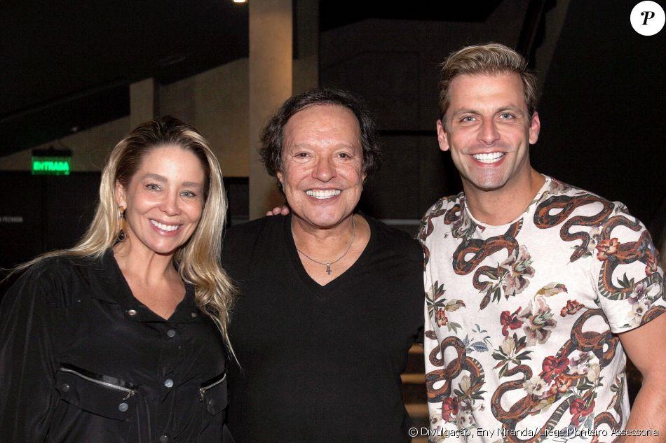 Wolf Maya está afastado da Globo desde a novela 'I Love Paraisópolis' (2015)