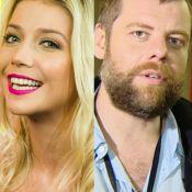 Luiza Possi posa com novo namorado, Cris Gomes, em Londres: 'Lua de mel'