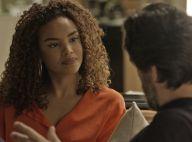 Novela 'A Força do Querer': Leila diz a Caio que seu casamento acabou. 'Amigos'