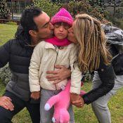 César Tralli faz declaração para Ticiane Pinheiro e Rafa Justus: 'Sonho de vida'