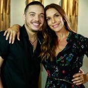 Ivete Sangalo comenta clipe com Wesley Safadão: 'Sapatilha pra não ficar alta'