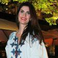 Isabella Fiorentino também dançou 'À Vontade'
