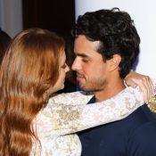 1º beijo de Marina Ruy Barbosa e Xandinho Negrão foi ao som de Paula Fernandes