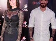 Cleo Pires engata romance com Felipe Titto, mas não rotula relação com ator