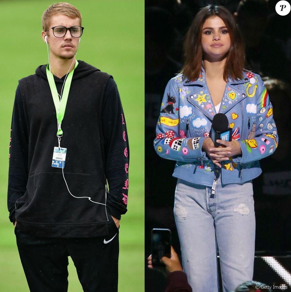 Justin Bieber recebeu apoio da ex-namorada Selena Gomez após anunciar pausa na carreira