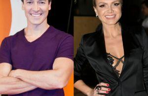 Rodrigo Faro teve ajuda de Eliana no início da carreira: 'Carinho muito grande'