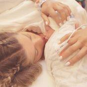 Nasce Enrico, primeiro filho de Karina Bacchi: 'Minha maior riqueza'