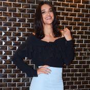 Débora Nascimento, 6 Kg mais magra, se adapta a dieta radical: 'Parei de chorar'