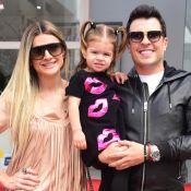 Filha de Ceará e Mirella Santos, Valentina é leonina enérgica com brilho próprio