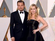 Casal em 'Titanic', Leonardo DiCaprio e Kate Winslet vivem romance, diz revista