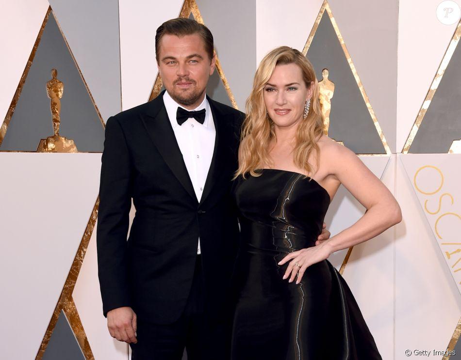 Leonardo DiCaprio e Kate Winslet estão juntos! Segundo revista americana, os artistas de 'Titanic' estão vivendo um romance e viajaram para a França no final de julho