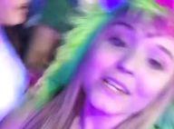 Larissa Manoela curte festa fantasiada de Cuca após terminar namoro. Vídeo!