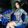 Flávia Pavanelli ganha dicas de Larissa Manoela para estreia no SBT, como contou em entrevista neste sábado, domingo, xx de agosto de 2016
