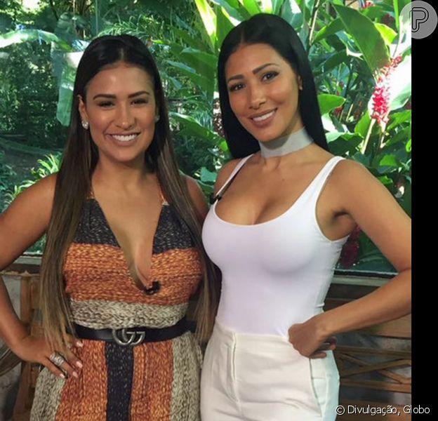 Simone e Simaria compram mansão de R$ 2,1 milhões em Orlando, nos EUA, de acordo com a coluna 'Terraço Paulistano' desta sexta-feira, dia 11 de agosto de 2017