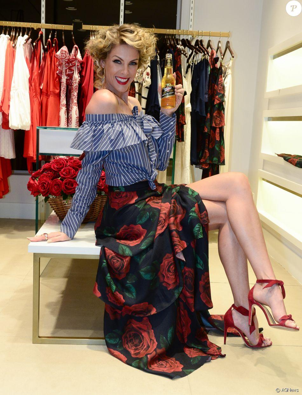 Ana Hickmann se desdobra para cuidar de família e negócios, como contou em entrevista à revista 'Claudia', nesta sexta-feira, dia 11 de agosto de 2017