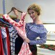 'Ser fiel à agenda também ajuda muito', completou Ana Hickmann sobre o sucesso nos negócios