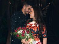 Ex-BBB Cacau ganha flores do novo namorado no aniversário: 'À moda antiga'