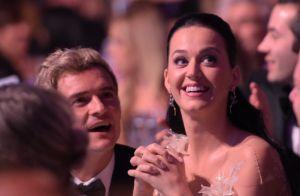 Reconciliação? Katy Perry e Orlando Bloom são vistos juntos em show nos EUA