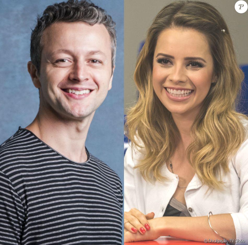 Lucas Lima e a mulher, Sandy, divertem seguidores no Twitter neste domingo,  13 de agosto de 2017 - Purepeople