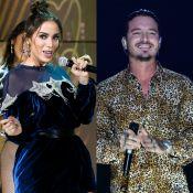 Anitta é elogiada por cantor colombiano J Balvin: 'Humilde, talentosa e gostosa'