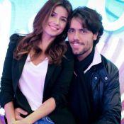 Paula Fernandes ganhou 2,5 kg após namoro com Thiago Arancam: 'Gosta de comer'
