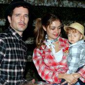 Daniel de Oliveira relata fofura do filho, Otto: 'Fala 'não' em alemão'