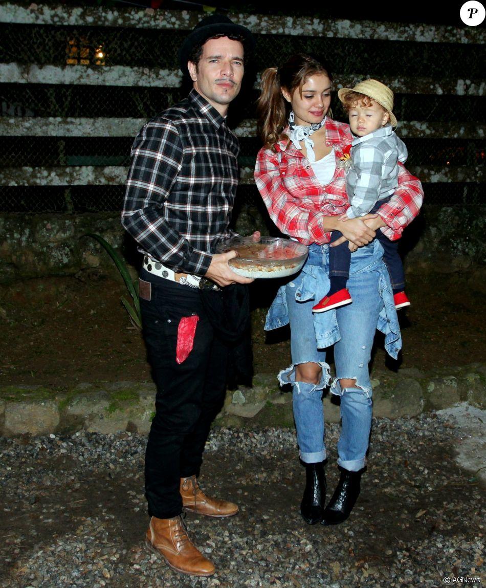 Papai coruja, Daniel de Oliveira se derrete ao revelar fofura de Otto, de 1 ano e 5 meses, seu filho com Sophie Charlotte