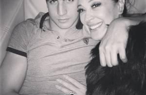 Enzo Motta completa 17 anos e ganha homenagem da mãe: 'Te amo meu príncipe'