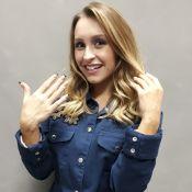 Carla Diaz sugeriu unhas decoradas para papel em 'A Força do Querer': 'Estampas'
