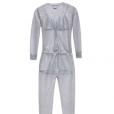 O macacão de tricô Rosa Chá usado por Giovanna Ewbank está à venda no site da marca por  R$ 4.998