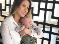 Andressa Suita acalma fãs após tatuagem:'Tinta não é absorvida no leite materno'