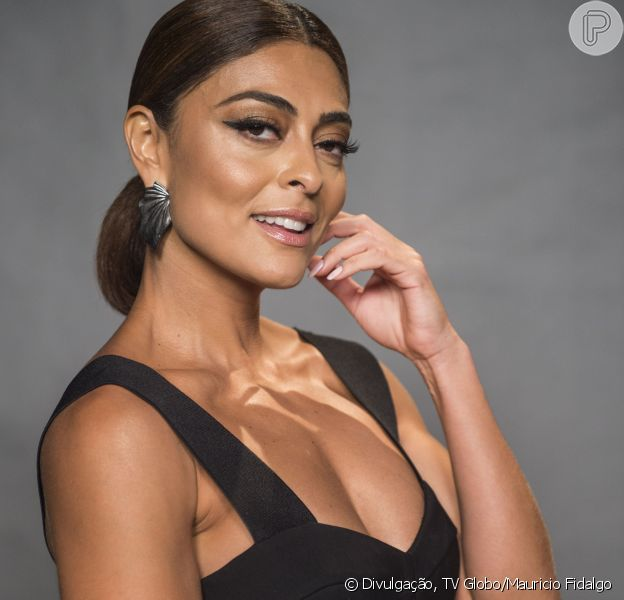 A atriz Juliana Paes é adepta do jejum intermitente
