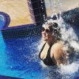 Solteira após término de noivado, Marília Mendonça praticou exercícios: ' Cara lavada. Pra relaxar'